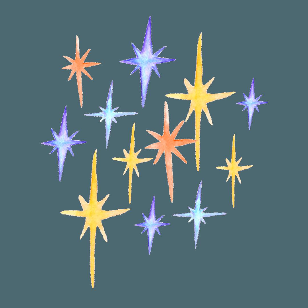 16. Le stelle
