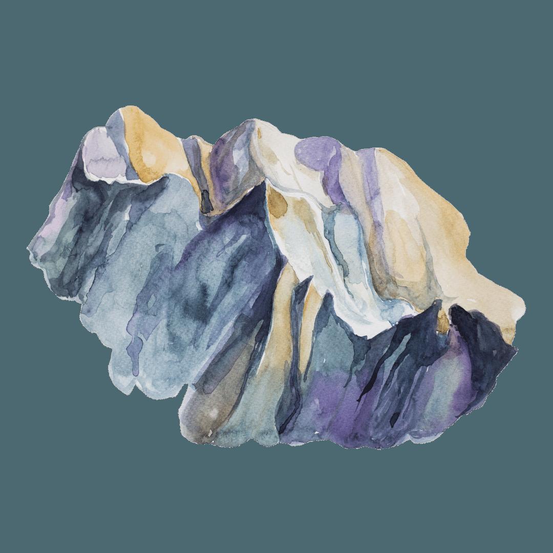 21. La montagna