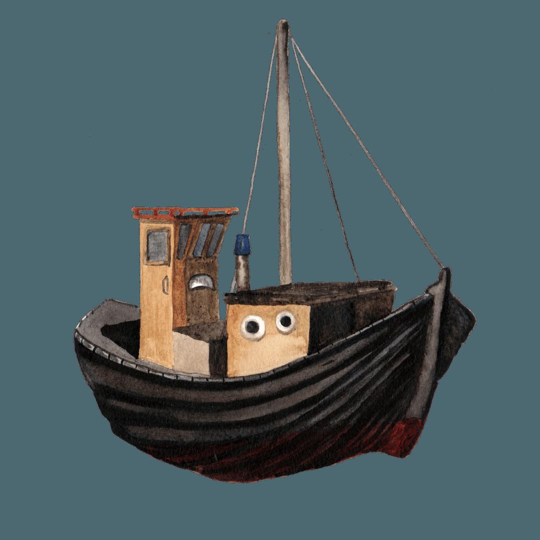 3. La nave