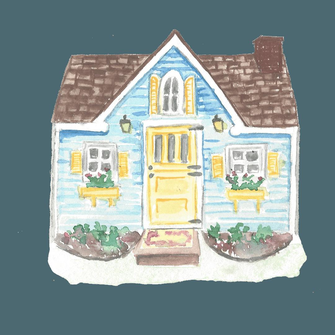 4. La casa