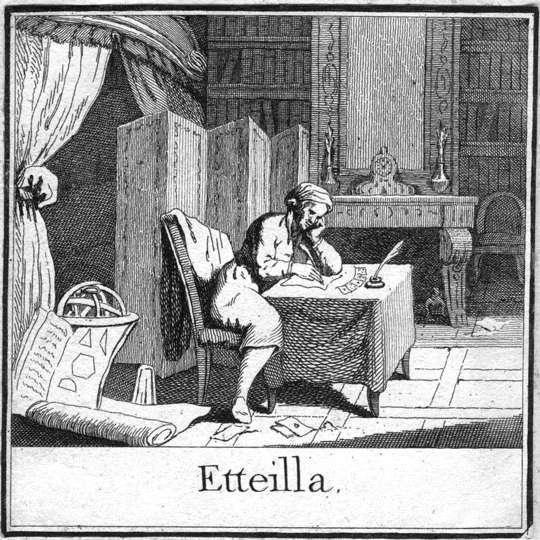 Etteilla: misteri e verità